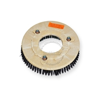 "11"" Poly scrubbing brush assembly fits Tennant model T3+ Takes 5.906"" b/c. Requires fixture 243-W."