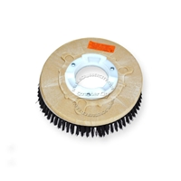 "12"" Nylon scrubbing brush assembly fits Tennant model 260, 260XP"