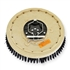 "18"" Nylon scrubbing brush assembly fits Tennant model 7200D"
