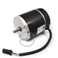 Imperial Brush Motor 36VDC 320 RPM .50HP 15.0A fits Tennant/Nobles 377440AM, 377440