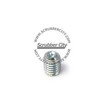 384614 - Vr, screw, m6 x 8mm for Tennant, Nobles