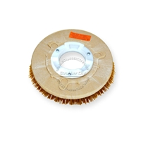 "12"" MAL-GRIT XTRA GRIT (46) scrubbing brush assembly fits Tennant model 260, 260XP"