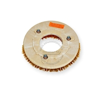 "11"" MAL-GRIT XTRA GRIT (46) scrubbing brush assembly fits Tennant model T3+ Takes 5.906"" b/c. Requires fixture 243-W."