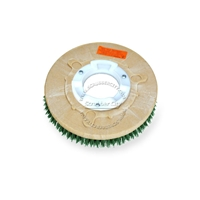 "12"" MAL-GRIT SCRUB GRIT (120) scrubbing brush assembly fits Tennant model 260, 260XP"