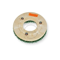 "11"" MAL-GRIT SCRUB GRIT (120) scrubbing brush assembly fits Tennant model T3+ Takes 5.906"" b/c. Requires fixture 243-W."