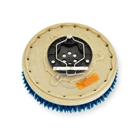 "15"" CLEAN GRIT (180) scrubbing brush assembly fits Tennant model Servomatic 17"