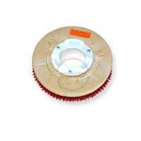 "12"" MAL-GRIT LITE GRIT (500) scrubbing brush assembly fits Tennant model 260, 260XP"