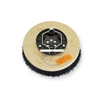 "12"" Bassine brush assembly fits Tennant model 465, 1465"