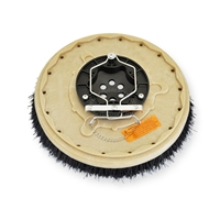 "13"" Bassine brush assembly fits Tennant model T7 - 26"""