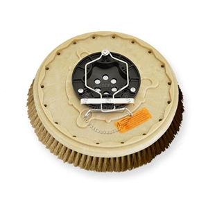 "16"" Union Mix brush assembly fits Tennant model T7 - 32"""