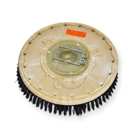 "14"" Poly scrubbing brush assembly fits TORNADO model Floorkeeper 26 (99307)"