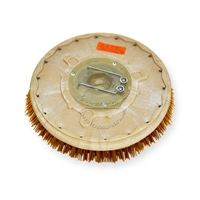 "14"" MAL-GRIT XTRA GRIT (46) scrubbing brush assembly fits TORNADO model Floorkeeper 26 (99307)"