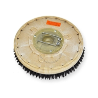 "14"" MAL-GRIT (80) scrubbing and stripping brush assembly fits TORNADO model Floorkeeper 26 (99307)"