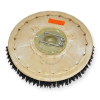 "18"" MAL-GRIT (80) scrubbing and stripping brush assembly fits TORNADO model Floorkeeper 36 (99450/451)"