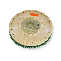 "14"" MAL-GRIT SCRUB GRIT (120) scrubbing brush assembly fits TORNADO model Floorkeeper 28 (99350/351)"