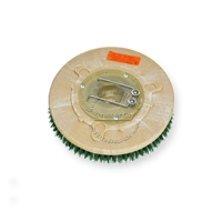 "11"" MAL-GRIT SCRUB GRIT (120) scrubbing brush assembly fits TORNADO model 3800 Floorkeeper"