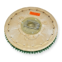"18"" MAL-GRIT SCRUB GRIT (120) scrubbing brush assembly fits TORNADO model Floorkeeper 36 (99450/451)"