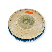 "14"" CLEAN GRIT (180) scrubbing brush assembly fits TORNADO model Floorkeeper 28 (99350/351)"
