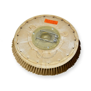 "14"" Union Mix brush assembly fits TORNADO model Floorkeeper 28 (99350/351)"