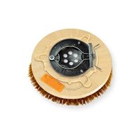 "12"" MAL-GRIT XTRA GRIT (46) scrubbing brush assembly fits Windsor model Chariot 24 (2) (new style)"