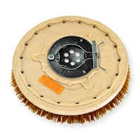 "19"" MAL-GRIT XTRA GRIT (46) scrubbing brush assembly fits Windsor model Trident Compact 20"