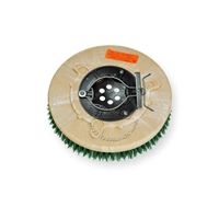 "12"" MAL-GRIT SCRUB GRIT (120) scrubbing brush assembly fits Windsor model Saber 26"