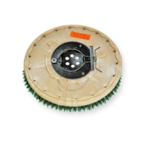 "16"" MAL-GRIT SCRUB GRIT (120) scrubbing brush assembly fits Windsor model Trident Compact 17"