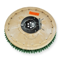 "19"" MAL-GRIT SCRUB GRIT (120) scrubbing brush assembly fits Windsor model Trident Compact 20"