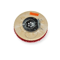 "11"" MAL-GRIT LITE GRIT (500) scrubbing brush assembly fits Windsor model Saber 24"