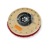 "16"" MAL-GRIT LITE GRIT (500) scrubbing brush assembly fits Windsor model Trident Compact 17"