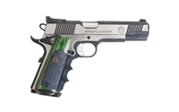 Pachmayr Colt 1911 Grip Evergreen Camo Laminate