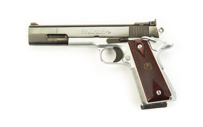 Pachmayr Colt 1911 Grip Double Diamond, Rosewood