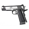"Hogue 1911 Government/Commander 3/16"" Thin Grips G-10 Solid Black"