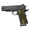 "Hogue 1911 Gov't/CMDR 3/16"" Aluminum Matte Anodized Grip"