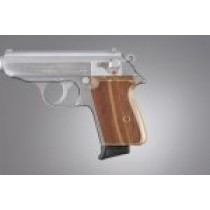 Hogue Walther PPK Grips Goncalo Alves, Checkered