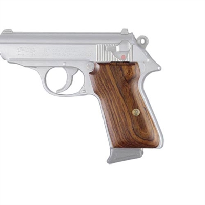 Hogue Walther PPK/S and PP Grips, Coco Bolo