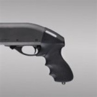 Hogue Rubber OverMolded Stock for Remington 870 Pistol Grip, Tamer Shotgun Grip
