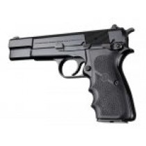 Hogue Rubber Grip-Browning Hi-Power