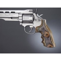 Hogue S&W K or L Frame Square Butt Grip Lamo Camo