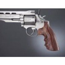 Hogue S&W K or L Frame Square Butt Grips Kingwood