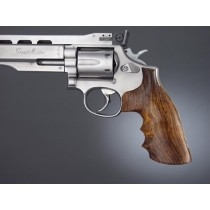 Hogue S&W K or L Frame Square Butt Grips Coco Bolo