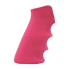 Hogue AR-15 Rubber Grip with Finger Grooves Pink