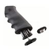 Hogue AR-15 Rubber Grip w/Storage Kit Black