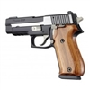 Hogue Wood Grip - Goncalo Alves Sig Sauer P220 American 45