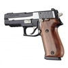 Hogue Wood Grip - Pau Ferro Sig Sauer P220 American Model