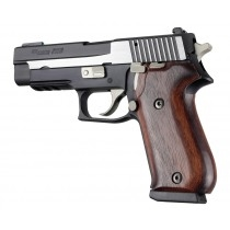 Hogue Sig P220 American Grips Rosewood