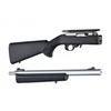 "Hogue 10/22 Takedown Thumbhole .920"" Diameter Barrel Rubber OverMolded Stock Black"