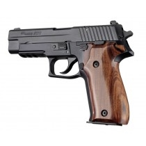 Hogue Sig P226 Grips Wood Grip, Pau Ferro