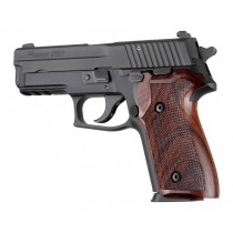 Hogue Sig P228/P229 Grips Coco Bolo Checkered