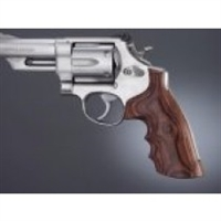 Hogue S&W N Frame Square Butt Grip Rose Laminate